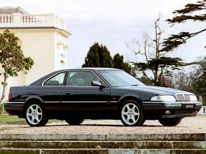 Rover 800 Turbo Coupe 1996 года