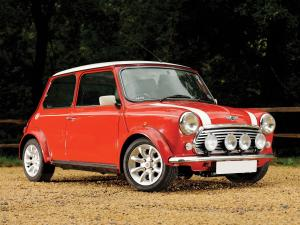 Rover Mini Cooper S Works Final Edition 1996 года