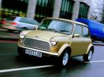 Rover Mini Knightsbridge Final Edition 2000 года