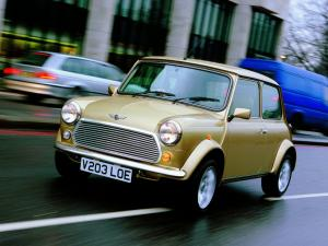 2000 Rover Mini Knightsbridge Final Edition