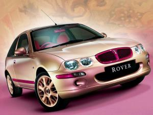Rover 25 Art Car by Matthew Williamson 2002 года