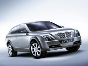 2002 Rover TCV Concept