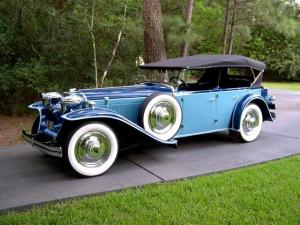 Ruxton Model C Phaeton 1931 года