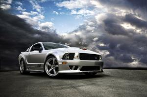 SMS 25th Anniversary Mustang Concept