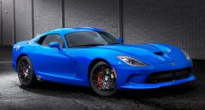 SRT Viper Competition Blue
