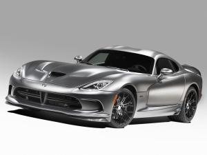 SRT Viper GTS Anodized Carbon Special Edition TA