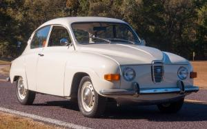Saab 96 Electric Conversion 1969 года (NA)