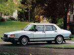 Saab 900 Turbo Sedan 1984 года