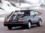 Saab 900 Turbo Convertible 1987 года