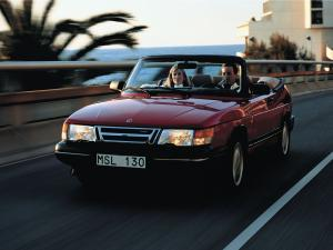 1987 Saab 900 Turbo Convertible