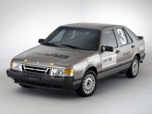Saab 9000 Turbo Talladega Long Run 1987 года