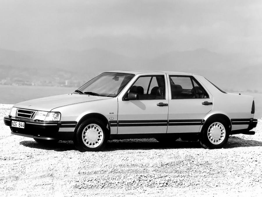 Saab 9000 CD Turbo '1988