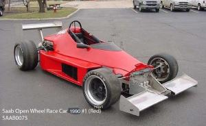 1990 Saab Open Wheel Race Car #1