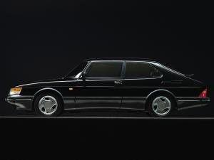 Saab 900 Turbo Commemorative Edition 1993 года