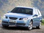 Saab 9-5 Estate Anniversary Edition 2007 года