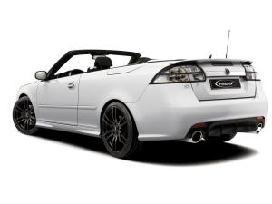 2008 Saab 9-3 Convertible by Hirsch