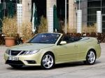 Saab 9-3 Convertible Special Edition 2009 года