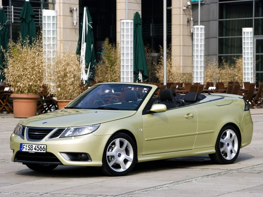 Saab 9-3 Convertible Special Edition '2009