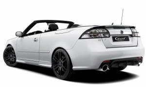 2009 Saab 9-3 Convertible by Hirsch