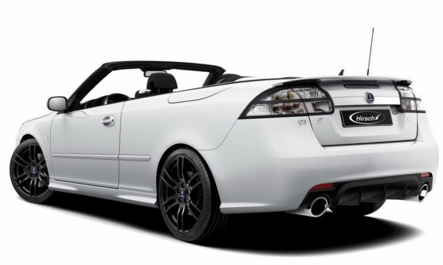 Saab 9-3 Convertible by Hirsch '2009