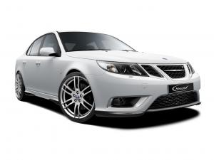 2009 Saab 9-3 Sedan by Hirsch