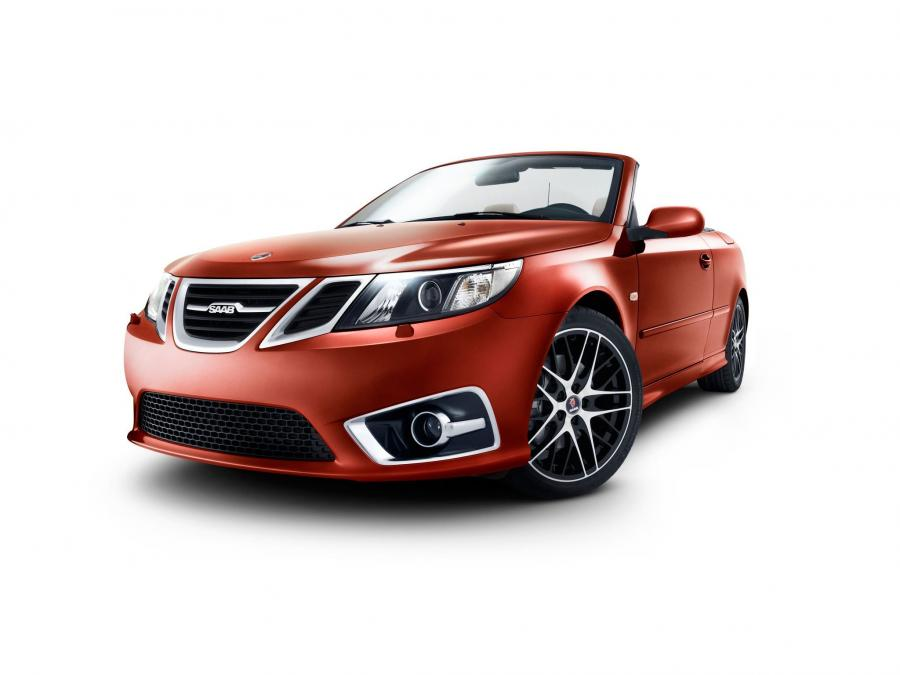 Saab 9-3 Convertible Indipendence Edition '2011