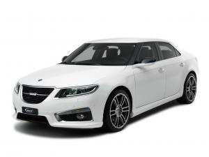 2011 Saab 9-5 Sedan by Hirsch
