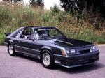 Saleen Ford Mustang T-Roof 1985 года