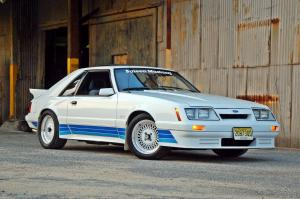 Saleen Ford Mustang (28-61B) '1985