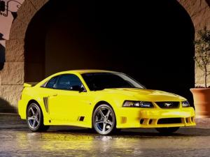 2002 Saleen S281 SC Extreme Coupe