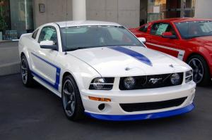 2008 Saleen S281 Gurney Signature Edition