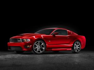 Saleen George Follmer Edition Mustang 2014 года