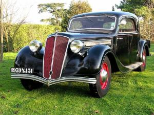1939 Salmson S4-61 2-Door Saloon