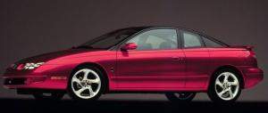 1999 Saturn SC Performance Concept