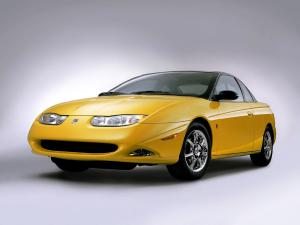 2001 Saturn SC2 Bumblebee Edition
