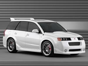 2004 Saturn Vue Red Line Street Play Concept