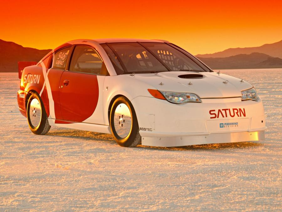 Saturn Ion Red Line Quad Coupe SO-CAL '2006