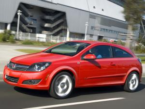 Saturn Astra XR 3-Door 2008 года