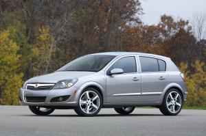 Saturn Astra XR 5-Door 2008 года