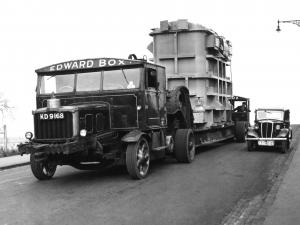 1929 Scammell 100-ton Tractor