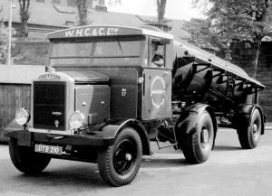 Scammell 12MU Tractor