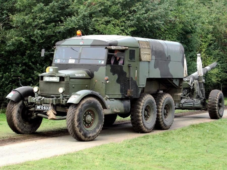 Scammell Pioneer SV2S '1939