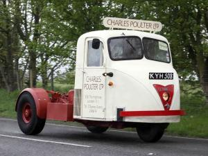 1948 Scammell Scarab