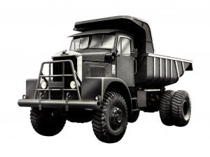 Scammell Mountaineer 4x4 1949 года