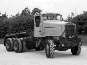 Scammell Mountaineer 1949 года