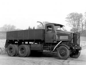 Scammell Constructor 1952 года