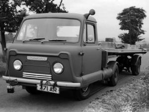 Scammell Scarab Four