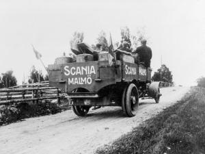 1909 Scania-Vabis Type E