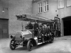 Scania-Vabis Fire Engine Truck '1914