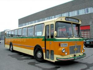 1968 Scania BF110-63